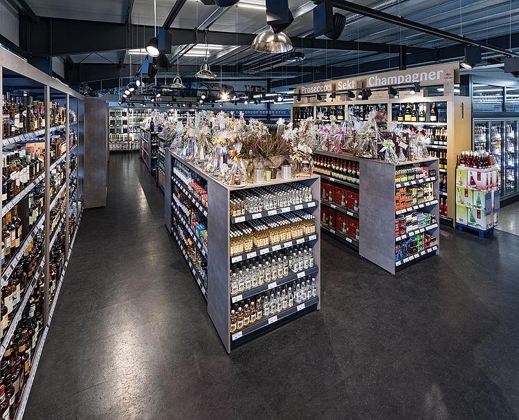 Ladenbau Referenzen – Displays, Interieur & Shop-In-Shop